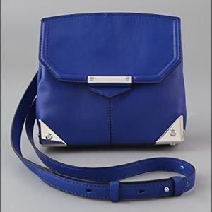 Alexander Wang Marion crossbody bag in Azure